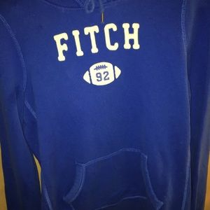 Abercrombie & Fitch Tops - Abercrombie & Fitch women's large pullover hoodie